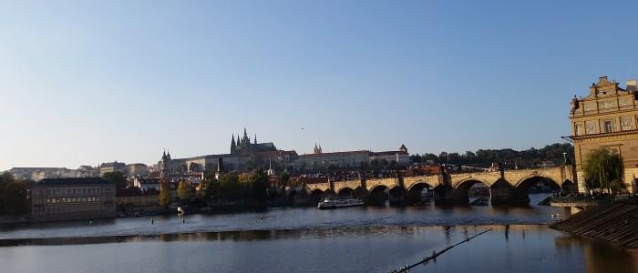 Karlsbron Prag